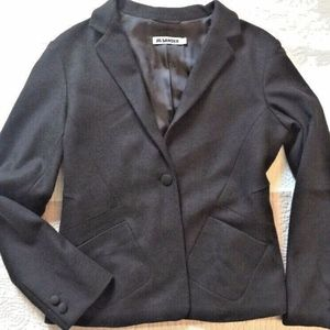 JIL SANDER Wool Angora CASHMERE Jacket